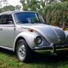 Классический VW Beetle продадут дороже нового VW Golf R