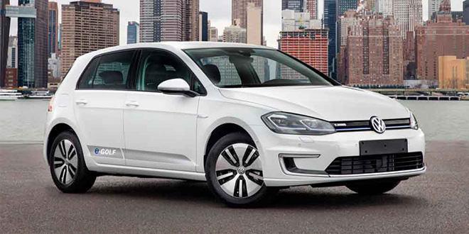 Продажи Volkswagen e-Golf превзошли ожидания