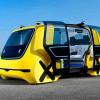 Из Volkswagen Sedric сделали самоуправляемый школьный автобус