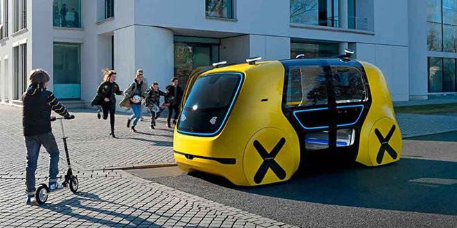 Volkswagen утвердил 3 электромобиля на 2018 год