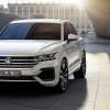 Volkswagen Touareg третьего поколения официально