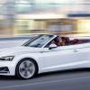 Кабриолеты Audi TT и A5 заменят одной Audi A4 Cabrio