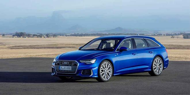 Универсал Audi A6 Avant нового поколения показали официально