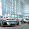 Виртуальный суперкар Audi E-Tron Vision Gran Turismo официально
