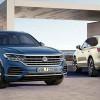 Известны цены и комплектации Volkswagen Touareg 2018