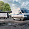 Электрофургон MAN eTGE — альтернатива VW e-Crafter