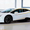 Lamborghini Huracan Папы Франциска продадут на аукционе