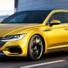 Volkswagen покажет T-Roc R, Tiguan R и Arteon R к концу года