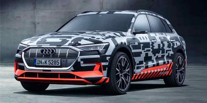 Audi ожидает продать 800 000 электромобилей к 2025 году
