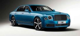 Следующий Bentley Mulsanne может остаться без ДВС