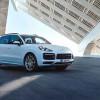 Новый Porsche Cayenne E-Hybrid вышел официально