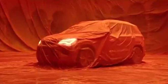 Большой кроссовер SEAT Tarraco показался на видео-тизере