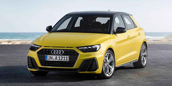 Audi A1 Sportback второго поколения официально