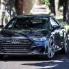 Новая Audi A7 Sportback с фотосессией в Мальмё, Швеция