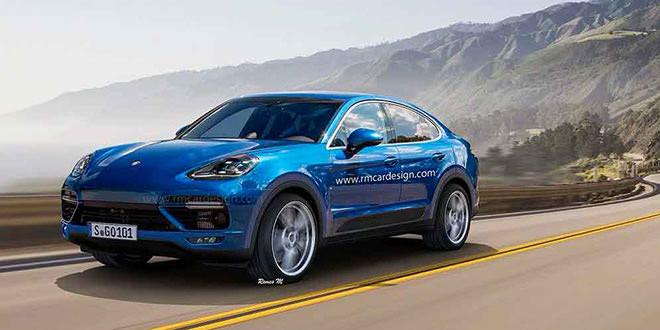 Кроссовер Porsche Cayenne Coupe утвержден в производство