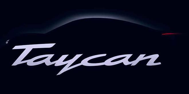 Серийный Porsche Mission E окрестили в Taycan