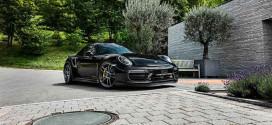 TechArt сделает 30 особых Porsche 911 Turbo S
