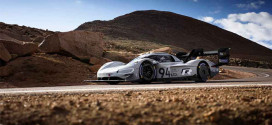 Volkswagen ID R установил рекорд Пайкс-Пик за 7:57.148 минут