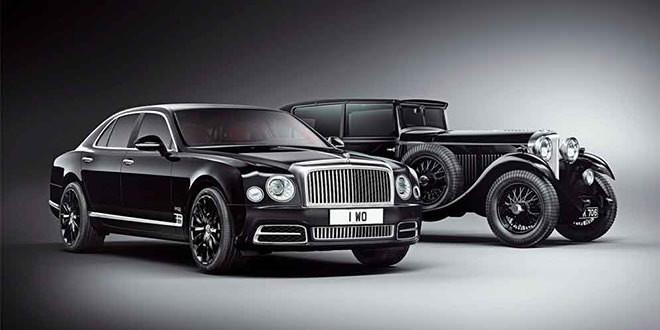 Mulliner сделал особый Bentley Mulsanne в честь Уолтера Оуэна