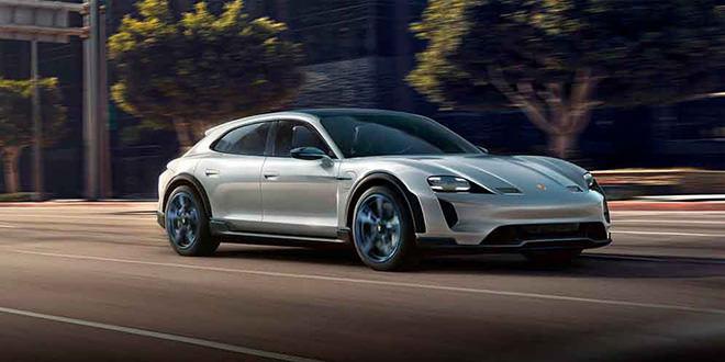 Серийный Porsche Mission E Cross Turismo выйдет в 2021 году
