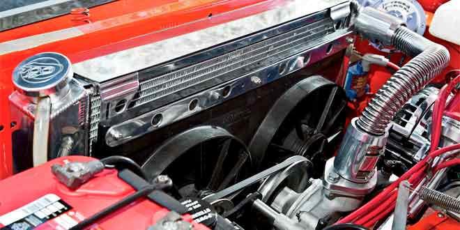 Радиатор охлаждения — одна из важнейших систем двигателя