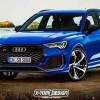 Рендер Audi RS Q3 нового поколения от X-Tomi Design