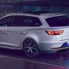 Представлен лимитированный SEAT Leon ST Cupra Carbon Edition