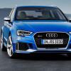 Производство Audi RS3 временно остановлено из-за норм WLTP
