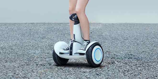Гироскутер — практичный электро-транспорт для города
