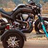 Как закрепить мотоцикл, чтобы перевезти на прицепе?