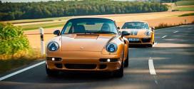 Porsche 911 Turbo с воздушным охлаждением от Porsche Classic