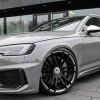 Горячий универсал Audi RS4 Avant в тюнинге Wheelsandmore
