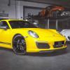 Porsche 911 Carrera T в тюнинге TechArt прокачана до 425-сил