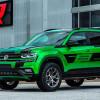 Volkswagen Atlas с подготовкой к бездорожью от ателье APR