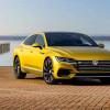 Volkswagen пожертвовал топовый Arteon на благотворительность