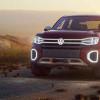 Volkswagen планирует серийный пикап из концепта Atlas Tanoak