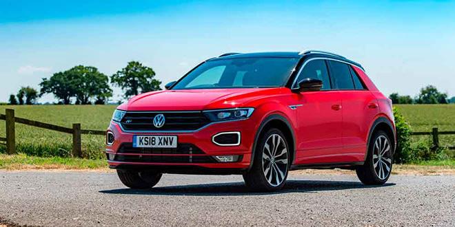 Вышел дизельный Volkswagen T-Roc 1.6 TDI