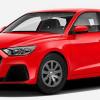 Самая дешевая Audi A1: без радио, но с колпаками. Цена €21700