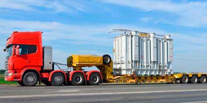 Как организовывается международная перевозка негабаритного груза автомобильным транспортом?