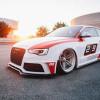 Тюнинг Audi S5 Coupe до DTM-версии от SR66 Design