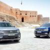 Большой Volkswagen Teramont выходит на рынок Среднего Востока