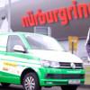 Стандартный VW Transporter — самый быстрый вэн Нюрбургринга