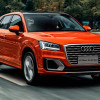 Длиннобазный кроссовер Audi Q2 L создан специально для Китая