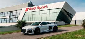 Вышла спецверсия Audi R8 V10 Plus Coupe Competition