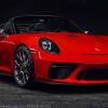 В Париже показали второй концепт Porsche 911 Speedster
