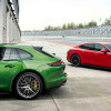 Новая Porsche Panamera вышла в горячей версии GTS