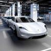 В Porsche рассказали о производстве электрокара Taycan