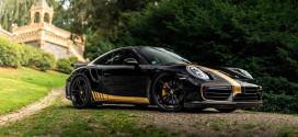 Тюнинг Porsche 911 Turbo до 670 л.с. от Manhart