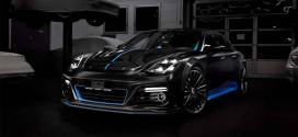 Porsche Panamera Sport Turismo получила новый тюнинг TechArt