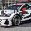 Гоночная стрела Volkswagen Golf RLMS: новый тюнинг APR